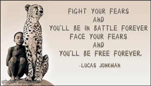 Fight-your-fears